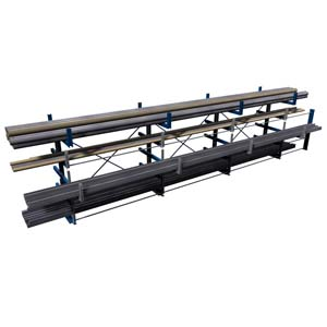 Roll out cantilever rack  2