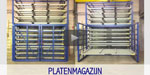 Metal sheet warehouse rack thumbnail